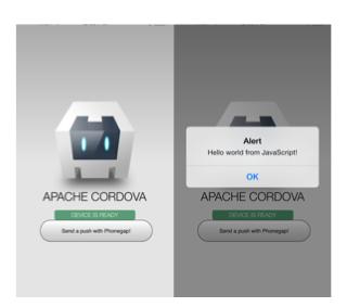 Tutorial: Push notifications sample app — Apache Usergrid 2